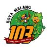 Logo HUT Ke 104 Kota Malang